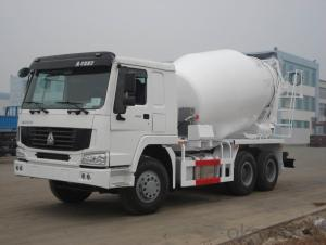 Concrete Mixing Truck 6cbm, Concrete Truck 6 Cbm for Sale