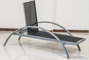 Adjustable Sun Bed/Outdoor Lounger Chair Furniture