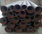 Tubo de hierro dúctil de China EN598 DN300-DN900