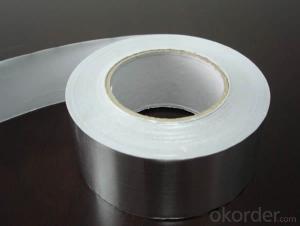 White  Release  Paper Aluminum Foil Tape