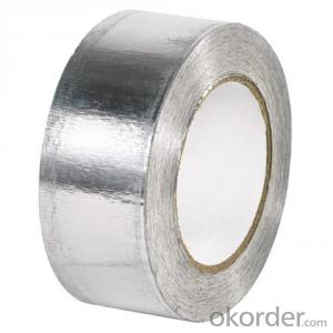 Solvent Based Acrylic Adhesive Aluminum Foil Tape