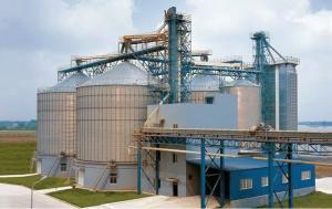 Corn Silo for Grain Storage for 1000-20000T Kinds