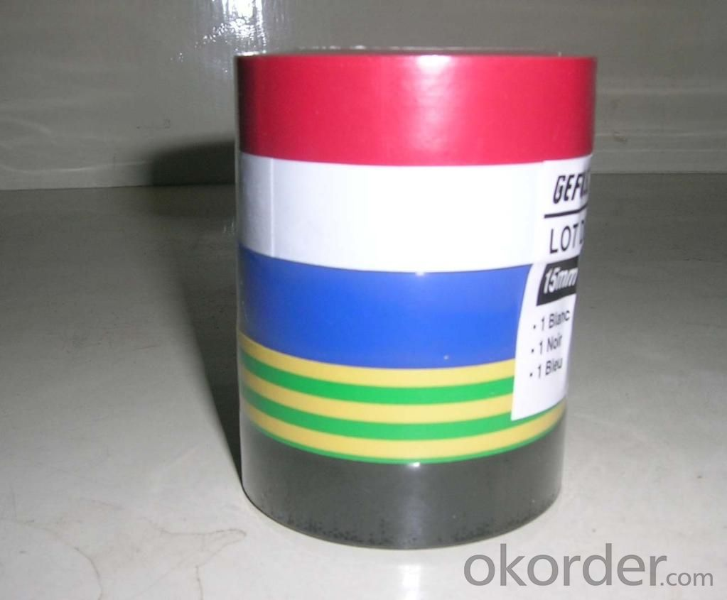 Customized Colour Electrical Adhesive PVC Tape