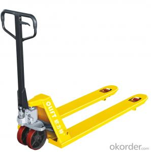 Manual Pallet Truck 2000-5000kg  with Top Quality