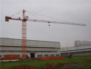 Tower Crane of Chang Li Model Number QTZ40(TC4015)