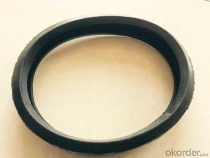 Concrete Spare Parts Rubber Seal Ring DN150
