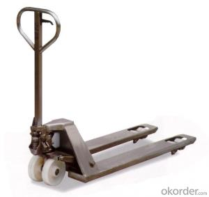 Hand Pallet Truck Warehouse Equipment  from China