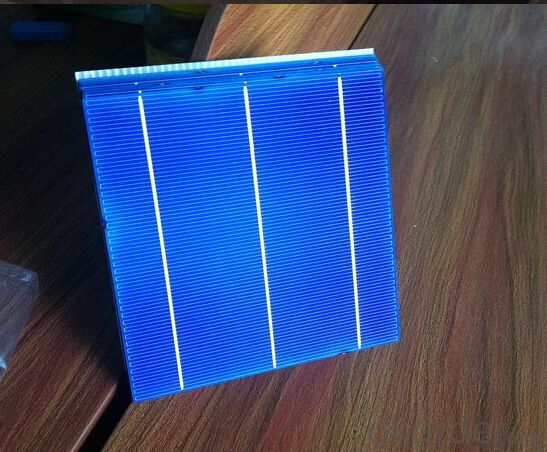 Polycrystalline  Solar Cells Series- 17.00-18.20% 156mmx156mm±0.5mm