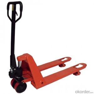 Pallet Truck Super Low Put
