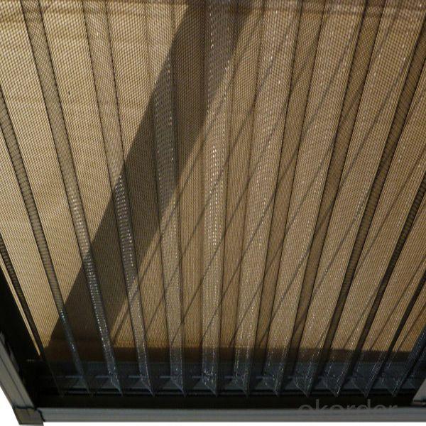 Fiberglass Insect Screen Mesh Folding Window Screen Mesh