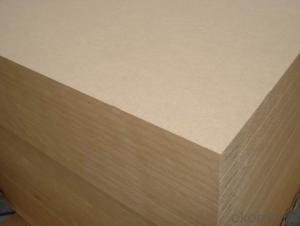 Plain MDF Board 17MM Thickness E2 Grade