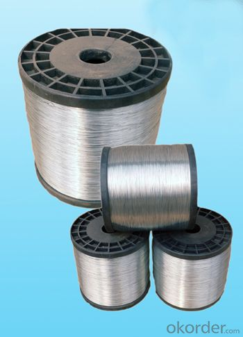 Galvanized Axial Filament Wire with High Quality