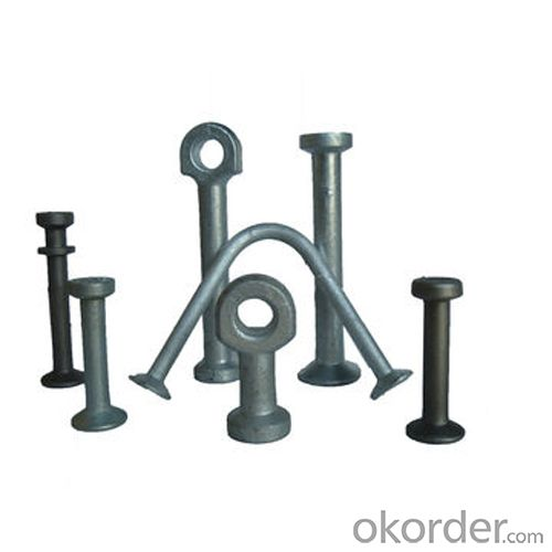 Lifting Anchor Forged Straight Type Long Design II