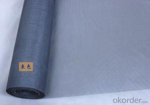 18*16/inch Fiberglass Insect Screen Mesh with 0.6-3.2m