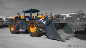 XD926 Side Dump Underground Loader for Mining
