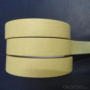 Spray Painting High Temperature Masking Tape