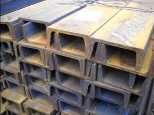 100mm EN Standard U Channels for construction