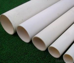 PVC Pipe grey Length: 5.8/11.8M Standard: GB