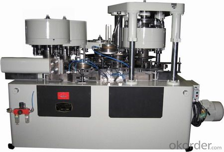 Milk Powder Can Making Machinary for Cans Line