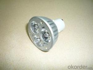 LED Spot Light GU10 230V 4W SMD CE RoHS