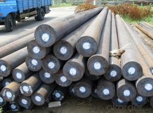 Grade 12Cr1MoVG Alloy Steel / Tubular Steel Round Bar