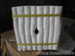 CERAMIC FIBER is  HIGH PURITY of CLAY CLINKER