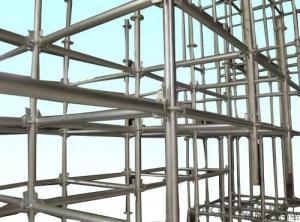 Standard Scaffolding / Scaffolding system / Frame System Scaffolding