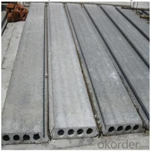 Precast Concrete Small Hollow Core Slab Extrusion Equipment