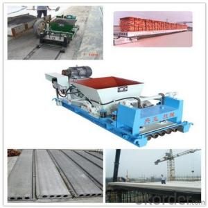 Precast Concrete Machine For Hollow Core Floorboard