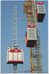 Construction Hoist SC650 Series /Material Hoist /Building Hoist /Industrial Hoist /Lift /Elevator