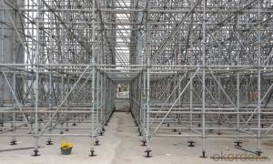 Steel Scaffolding / Standard Scaffolding / Scaffolding system