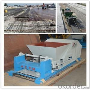 Reinforced Concrete Floor Tile Making Machine