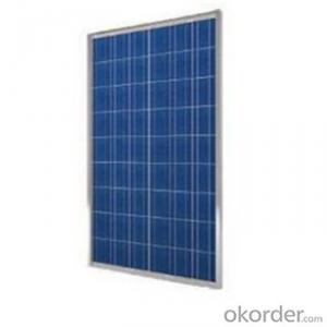 Polycrystalline Solar Panels for 240W Series