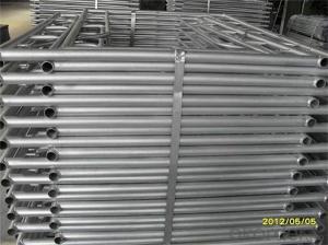 Steel H frame Scaffolding Materials Q235