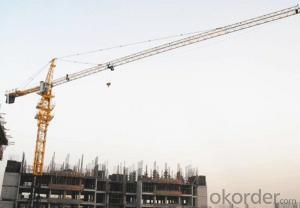 Tower Crane of Chang Li Model Number QTZ100A(5515)