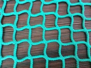 International Standard High Quality Knotted / Knotless Construction Safety Net