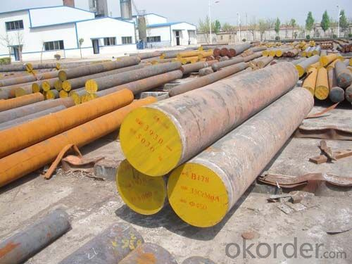 Alloy Tool Steel Bar 42CrMo4 Round Steel
