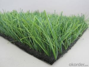 Durable PE Monofilament Soccer Artificial Grass For Sports / Synthetic Turf 40mm