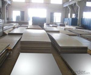 Spring Steel Plate AISI 6150 Steel Sheet