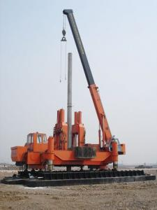 ZYC series ZYC600B multi-functional Hydraulic Static Pile Driver