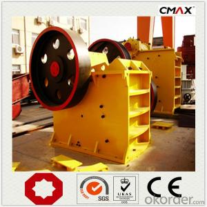 New Jaw Crusher Manufacturer for Rock Crushing