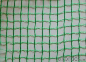 Tuniu Owned-Factory HDPE High Quality Knotted / Knotless Construction Safety Net