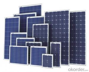 Polycrystalline  260w Solar Module / Solar Panel Solar Energy