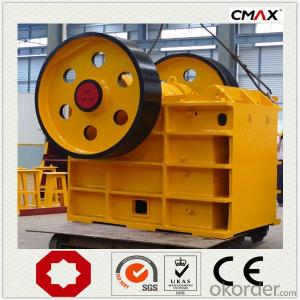 Jaw Crusher China Factory Manufacture CE Certificate