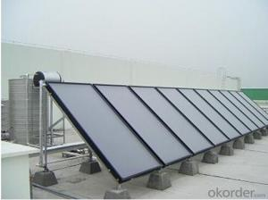 Flat Plate for Solar Collector Model SDT3.0-A/C Series