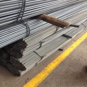 Hot Rolled Steel Rebar Deformed Bar High Quality