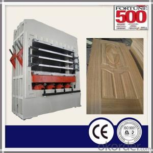 Hydraulic Single / Multilayer Door Skin Hot Press Machine