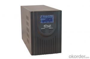 Pure Sine Inverter700W-1200W Intelligent Battery Charging