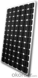 Polycrystalline 255w Solar Module / Solar Panel Solar Energy