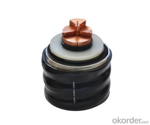 cu wire armored cable To be laid indoors, in tunnel, cable furrow or pipe